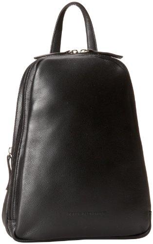 Derek Alexander Small Backpack Sling, Black, One Size