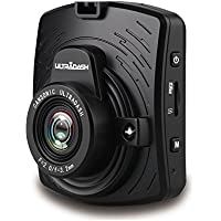 Cansonic UltraDash210 DashCam Car Camera Dashboard Driving Recorder with Full HD 1080P, 120 Degree Wide Angle, G-sensor, Night Mode, Loop Recording, Parking mode, 2.5 Inch High Resolution LCD