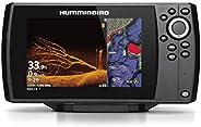 Humminbird 4110701CHO Helix 7 Chirp Mega DI GPS G3N Cho Fishfinder with Bluetooth & Ethernet - 7 inches, B