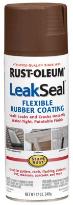 LeakSeal All-Purpose Spray Rubber Sealant by Rust-Oleum