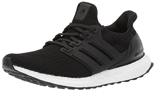 adidas Men's Ultraboost Road Running Shoe, Core Black/Core Black/Core Black, 12 M US