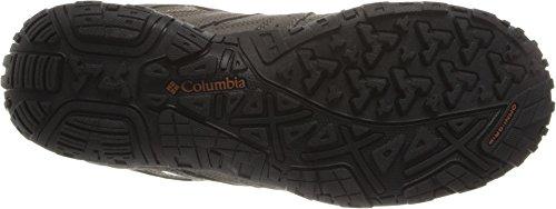 Columbia Men's Redmond¿ Waterproof Pebble/Dark Ginger 7.5 D US by Columbia (Image #2)