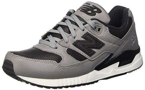 Herren Balance Sneakers Grey Grau 530 New qdZw7x055