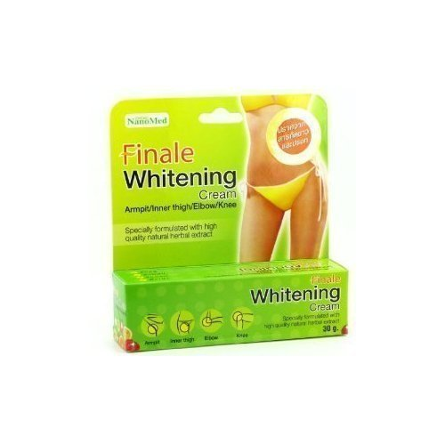 Finale Whitening Cream - Armpit/inner thigh/elbow/knee :30g ( Hot Items ) by ()