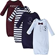 Little Treasure Baby-Boys Cotton Gowns