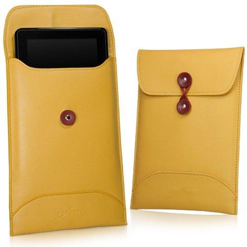 BoxWave Manila Leather Envelope Google