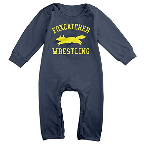 BABYQIN Foxcatcher Wrestling Child Fashion Jumpsuit Bodysuit Jumpsuit Outfits Jumpsuit Casual Clothing