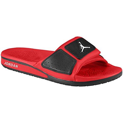 cc34f3021 Nike Jordan Men s Jordan Hydro 3 Black White Gym Red Sandal 11 Men US - Buy  Online in UAE.