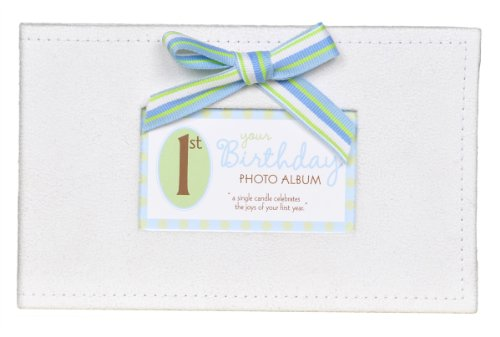 Album Birthday First Photo - Baby's First Birthday Photo Album - 1st Birthday Boy Brag Book
