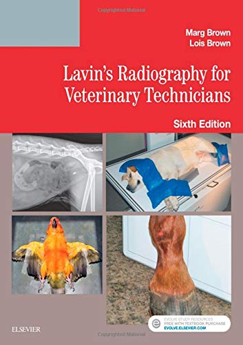 Lavin's Radiography for Veterinary Technicians by Elsevier