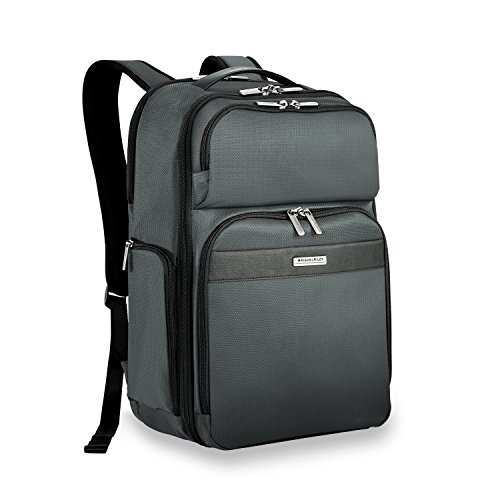 Briggs & Riley Transcend Cargo Backpack, Slate ()