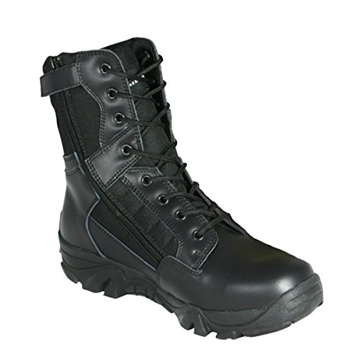 Recon Black Com Boots Tactical Mil Boot Patrol 5PUn6vx