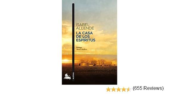 La casa de los espíritus: 2 (Contemporánea): Amazon.es: Allende ...