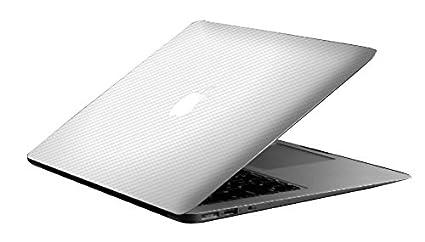 dbrand White Carbon Fibre skin for macbook 13 / macbook air 13 / macbook  Pro Retina 13