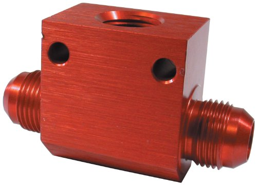 Allstar ALL90040 Red Anodized 1/4