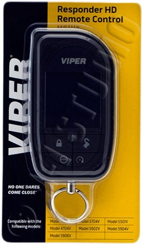 Price comparison product image Viper 7944V Responder HD SSD Color Supercode Remote