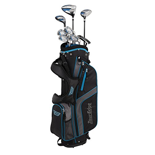 Tour Edge Unisex B3SRGU11.B Bazooka 360 Teen Golf Set Right Hand, -