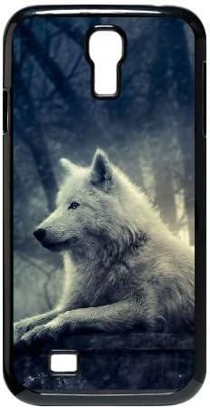 Loup DIY téléphone portable Coque pour Samsung Galaxy S4 i9500 ...