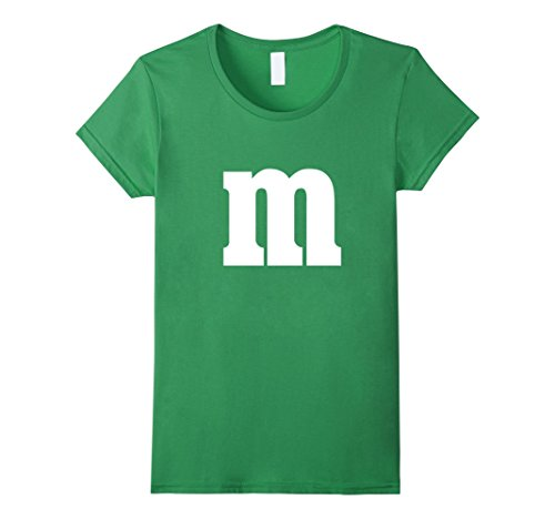 Womens M Candy Colored Costume T Shirt for Halloween Party Small (M Costumes Female)