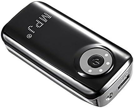 MPJ 5200 mAh batería externa cargador portátil USB Batería externa ...