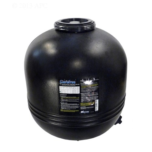 Waterway Plastics 505-0291 22'' Oval Sand Filter Body with Threaded Sleeve Assembly by Waterway Plastics