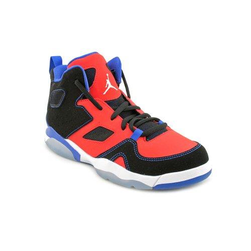 reputable site 29e70 7104a Nike Air Jordan Flight Club '91 (GS) Boys Basketball Shoes ...