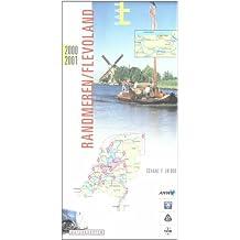 Nether: Randmeren/Flevoland 1:50,000 (German Edition)