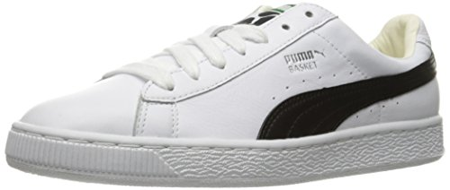 Puma Womens Basket Classic LFS Wns Fashion Sneaker Puma White-puma Black