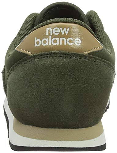 Baskets Aquatic Army Balance Vert Mixte Enfant Tan Green New 420 wxzqPExv