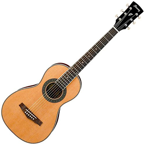 Ibanez PN1 Natural Parlor Acoustic (620 Electric Guitar)