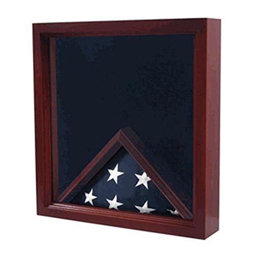 Army-Flag-Medal-Display-Box-Shadow-Box-Flag-Box-Hand-Made-By-Veterans