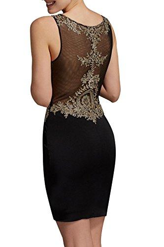 Kurzes Cocktailkleider La Neu Festlichkleider Kleider 2018 Etuikleider Brau Ballkleider Mini Figurbetont mia Violett Abendkleider q8841nwXx