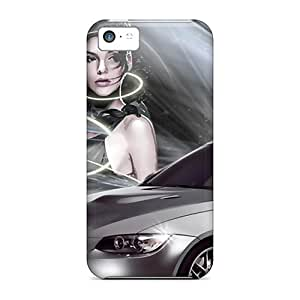 Fashionable Style Cases Covers Skin For Iphone 5c- Bmw