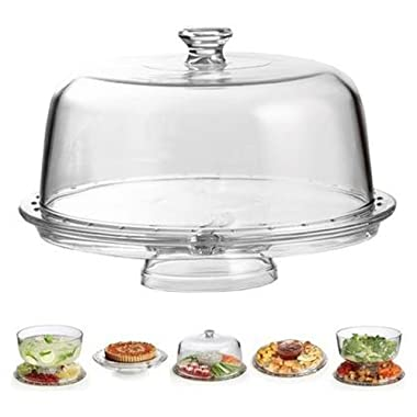 Amazing Cake Stand Multifunctional Cake and Serving Stand 30.4 cm (6 Uses)