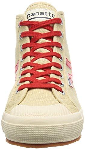 Panatta – Cotu 2750 Ecru Sneaker red Adulto Unisex Superga xdEwXqw