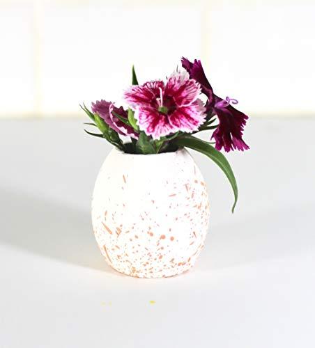 Speckled Egg Small Vase/Planter