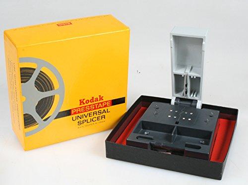 KODAK PRESSTAPE FOR REG. 8 8MM 16MM SUPER 8 MOVIE FILM SPLICER EDITOR - Super 16mm Film Camera