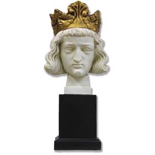 XoticBrands OSHT39509 Saint Louis Historical Figures Busts