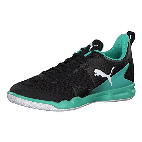 Black White Erwachsene Puma Schuhe Unisex Puma Biscay Green Indoor XT Rise Multisport 4 Puma Owzx51Fqx
