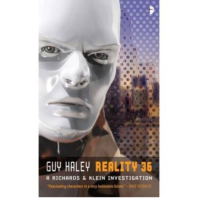 Download Reality 36: A Richards & Klein Novel (Angry Robot) (Paperback) - Common PDF