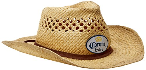 corona-mens-paper-straw-cowboy-hat-natural-one-size