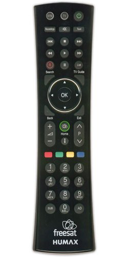 Replacement Remote Control For Humax Foxsat Hdr Amazon Co