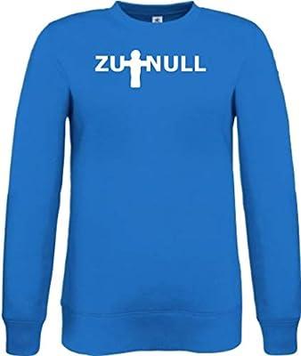 Shirtinstyle Sudadera Kicker para Null Futbolín - Royal, XXL: Amazon.es: Deportes y aire libre