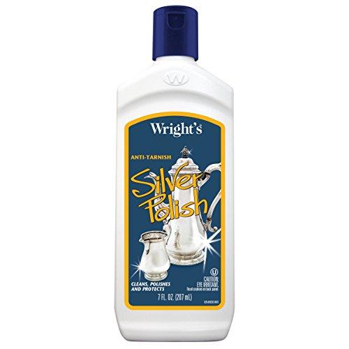 Wrights 028 Silver Polish