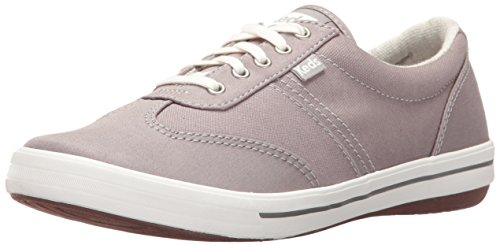 Keds Women's Craze Ii Canvas Fashion Sneaker,Light Gray,9.5 M US - Keds Canvas Sneakers