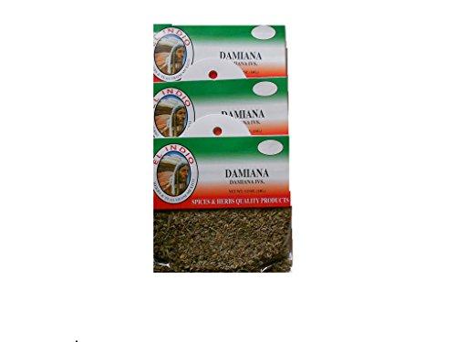 Damiana/Damiana Ivs Net AWr 1/2oz (14gr) 3-pack