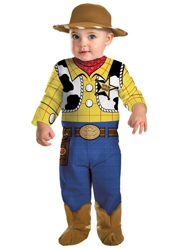Disguise Disney Pixar Toy Story Costume Woody, Multi, 12-18