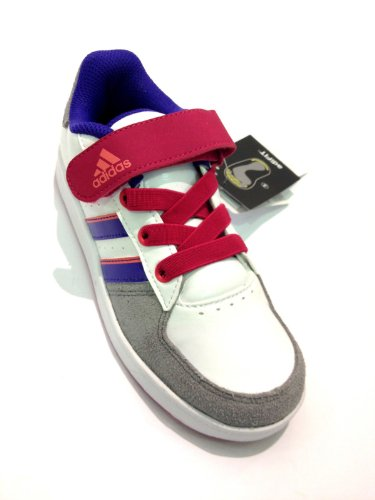 Adidas - Chaussures JanBS Baby-21-Blanc