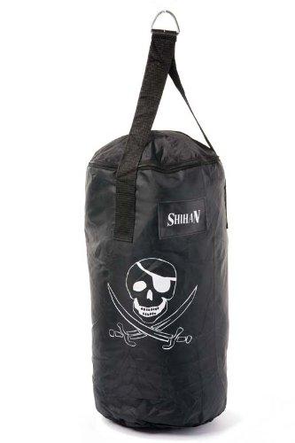 (Punch Bag 2ft 'Pirate' Un-Filled, Boxing Bag, Kickboxing Training Punch Bag Home Use Training Punch Boxing Bag)