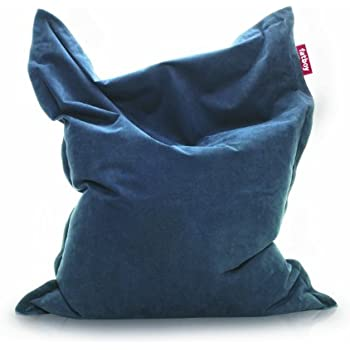 fatboy bean bag prices the original stonewashed dark blue size chairs toronto